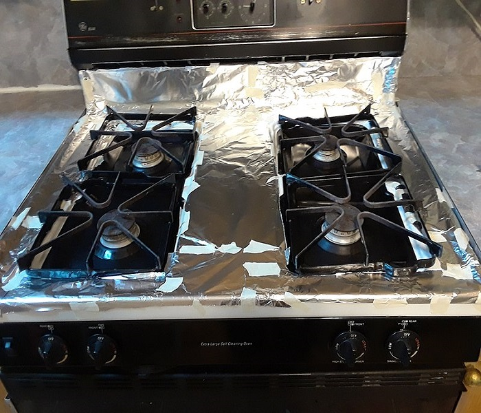 Oven Cleaning in Bristol